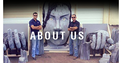 South Florida's Largest Custom Sculpture Making Company